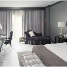 Bedroom Grey Walls Ideas Gorgeous Gray See More With Black