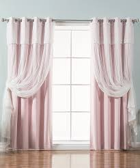 Light Pink Ruffle Blackout Curtains by Light Pink Blackout Curtains U2013 Aidasmakeup Me