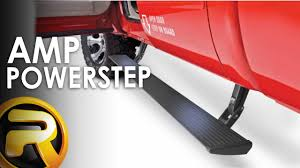 100 Electric Steps For Trucks AMP Research PowerStep Running Boards YouTube