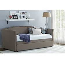 Walmart Trundle Bed Frame by Better Homes And Gardens Grayson Linen Daybed And Trundle
