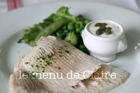 comment cuisiner une raie une raie aux câpres sans beurre le menu de