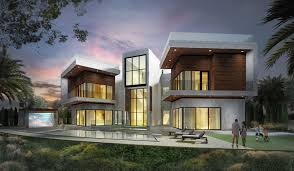 100 Villa In Dubai Bluehaus Group Private Architecture And