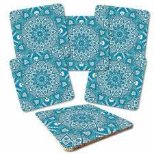 tableware serving linen kombi set tischset boho style