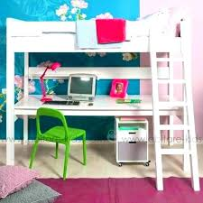 chambre enfant avec bureau lit mezzanine avec bureau et armoire lit mezzanine enfant bureau