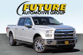 Pre-Owned 2017 Ford F-150 Lariat Lariat In Folsom #F078447A   Future ... Fords Future Is Suvs And Trucks Offramp Leasehackr Forum Confirmed The New Ford Bronco Is Coming For 20 Atlas Concept F150 The Of Motor Co Socal Preowned 2018 Xlt In Roseville R85112 2017 Xl F079978a Fvision Truck An Electric Autonomous Semi F250sd For Sale Ca And Seeking Alpha Youtube Why Strategy Future Relies On Trucks Vans