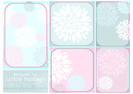 Free Printable Scrapbook Templates Pretty Paper True Stories And Scrapbooking Classes With Cupcakes