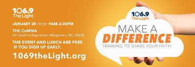 106 9 the Light presents Make a Difference Training RESOURCES