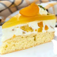 pfirsich quark sahne torte