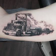 100 Semi Truck Tattoos Jon Alter Tattoo Artist Posts Facebook