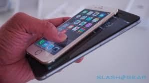 Report SIM free iPhone 6 6 Plus ing tomorrow SlashGear