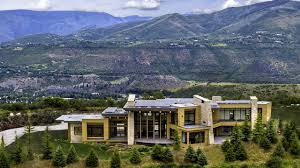 100 Dream Houses In The World Colorado Homes Newlybuilt 22M Aspen Home Boasts Stunning Views