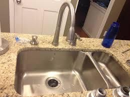 kitchen contemporary kitchen sink drain parts diagram double
