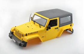 100 Rc Truck Bodys 2019 LNLRC Scale Body Shell 110 JEEP WRANGLER RUBICON Hard