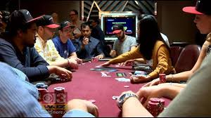 The Poker Room Is Open At Maryland Live
