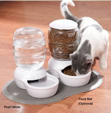 water for cats feeders waterers for cats petmate replendish feeders and waterers