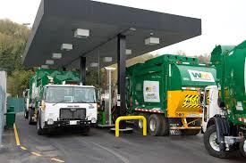 100 Ottawa Trucks The Fuse WASTE MANAGEMENT INC Waste Management First In
