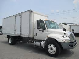 2013 INTERNATIONAL 4000 SERIES 4300 BOX VAN TRUCK FOR SALE #4679