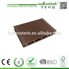 Anti UV Balcony Flooring Waterproof WPC Outdoor Floor Covering Wood Plastic Composite Decking Patio