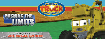 100 Monster Truck Adventures RightNow Media Streaming Video Bible Study