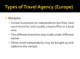 Travel Agency Tour Op