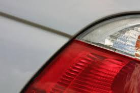 how to replace the top brake light on a toyota highlander it