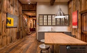 This House Combines Modern Design Ideas With Rustic Textures Such As 50 Original Surface