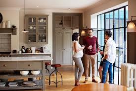wie gestaltet eine offene küche athome
