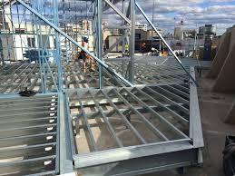 Floor Joist Span Tables by Spantec Steel Floor U0026 Roof Frame Systems Bearers Joists Piers