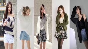 Korean Fashion Street Summer 2017