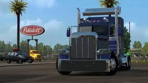 100 American Trucking Truck Simulator Configuring Peterbilt 389 YouTube