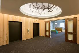 inside s global headquarters by IA interior architects