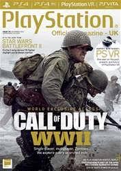 playstation official magazine uk edition november 2017