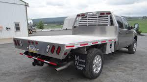 Aluminum Flatbed Bodies For Trucks In New York