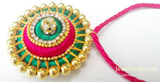 How To Make Handmade Rakhi On Indian Jewelry Blog
