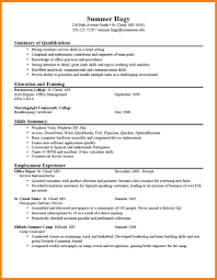 Perfect Resume Examples Example Of Resumes
