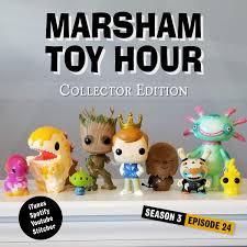 Marsham Toy Hour