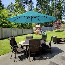 9 Ft Patio Umbrella Target by Fulton 24 In Brick Pattern Square Patio Stone Lowe U0027s Canada