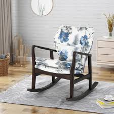 Charlton Home Winchell Rocking Chair & Reviews | Wayfair Cheap Modern Rocking Chair Find Joseph Allen Wayfair Concrete Rocking Chair Lichterloh Baby Czech Republic 1950s American Gf058wy Sold Reviews Joss Main Allmodern Aries Milo Baughman Style Chrome Mid Century