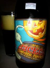 Imperial Pumpkin Ale by Oak Jacked Imperial Pumpkin Ale Uinta Brewing Company Ales In