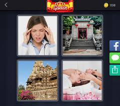 4 Pics 1 Word Daily Challenge May 8 Today s 6 Letter Spain Puzzle