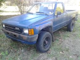 1984 Toyota Pickup 4x4 - YotaTech Forums Preowned 2015 Toyota Tacoma 4x4 Double Cab Trd Offroad Crew 2019 New Dbl Cb 4wd V6 Sr At At Fayetteville Hilux Comes To Ussort Of Truck Trend Shop By Vehicle 0515 4x4 And Prerunner 6 Lug 44toyota Trucks For Sale Near Gig Harbor Puyallup Car Tundra Sr5 Crewmax In Riverside 500208 1995 T100 Pickup Friday Pristine 1983 Survivor Headed 2018 Mecum 2016 Platinum Longterm Update The Commute