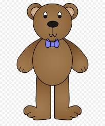 Goldilocks And The Three Bears Father Clip Art
