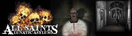 Scariest Halloween Attractions In Southern California by All Saints Lunatic Asylum Haunted Attraction California