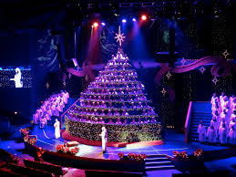 For Over 20 Years ALPHA Has Provided Top Quality Sound Amplification The Portland Singing Christmas Tree Throughout Its Various Changes In Venue