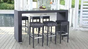 table de cuisine avec tabouret table haute avec tabouret pour cuisine tabouret design blanc