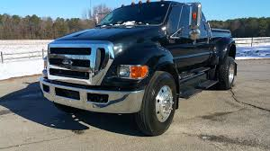 2013 Ford F-650. V-10 Gas. Low Mileage - YouTube