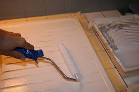 comment repeindre un plan de travail de cuisine comment peindre un évier ou un lavabo conseils et astuces