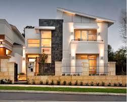 photo facade villa moderne facades maison modernes avec ventana