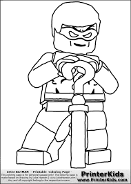 Project Awesome Lego Batman Coloring Book
