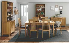 York Dining Table 4 6 Person ASHBY OAK DINING MAIN 2